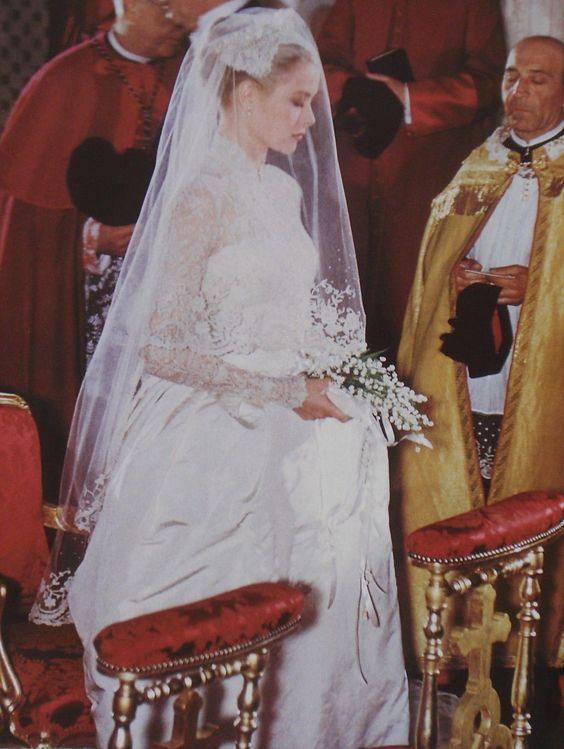 Свадьба Грейс Келли и князь Ренье III