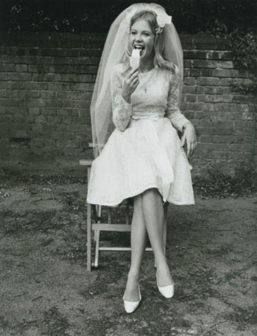 Невеста 60-х годов