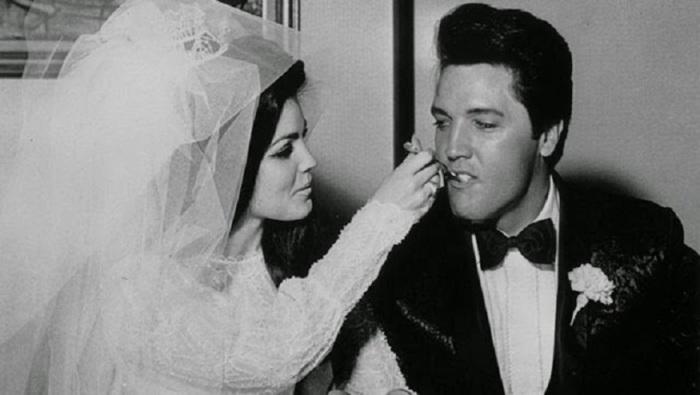 Свадьба Элвиса и Присциллы Пресли, 1967 г.