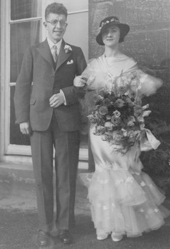 свадебная мода 30-е годы